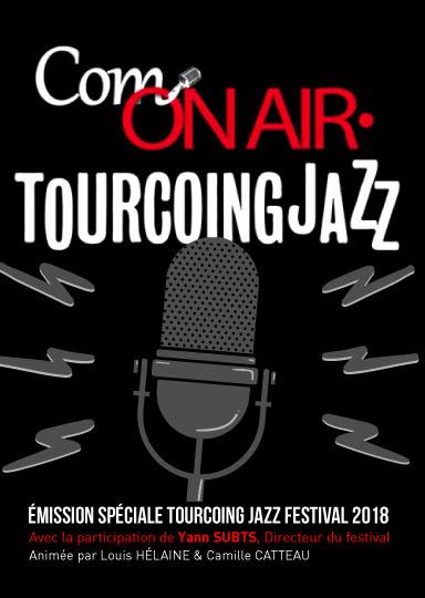 Tourcoing Jazz Festival   Interview de Yann SUBTS