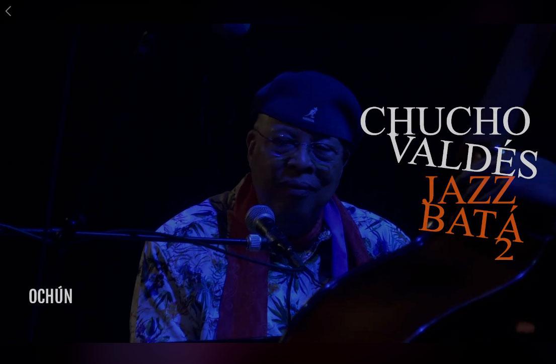 Chucho Valdés - Tourcoing Jazz Festival 2018