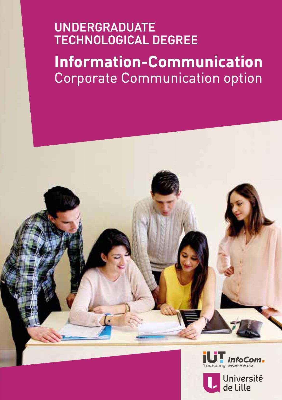 Undergraduate Technological Degree Information-Communication