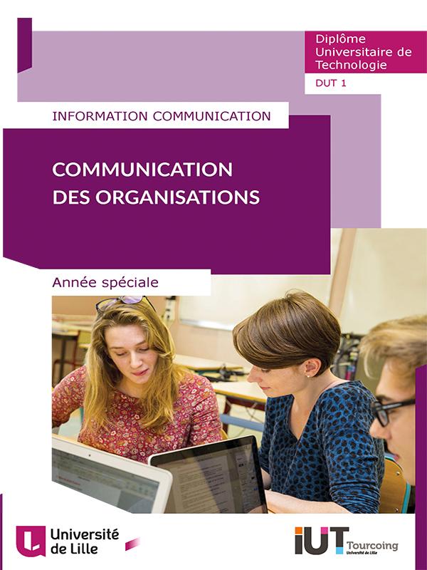 DUT information communication - CDO Année spéciale 2018-2019